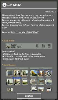 Safe Gallery (Media Lock) : App Download of is Play Store
